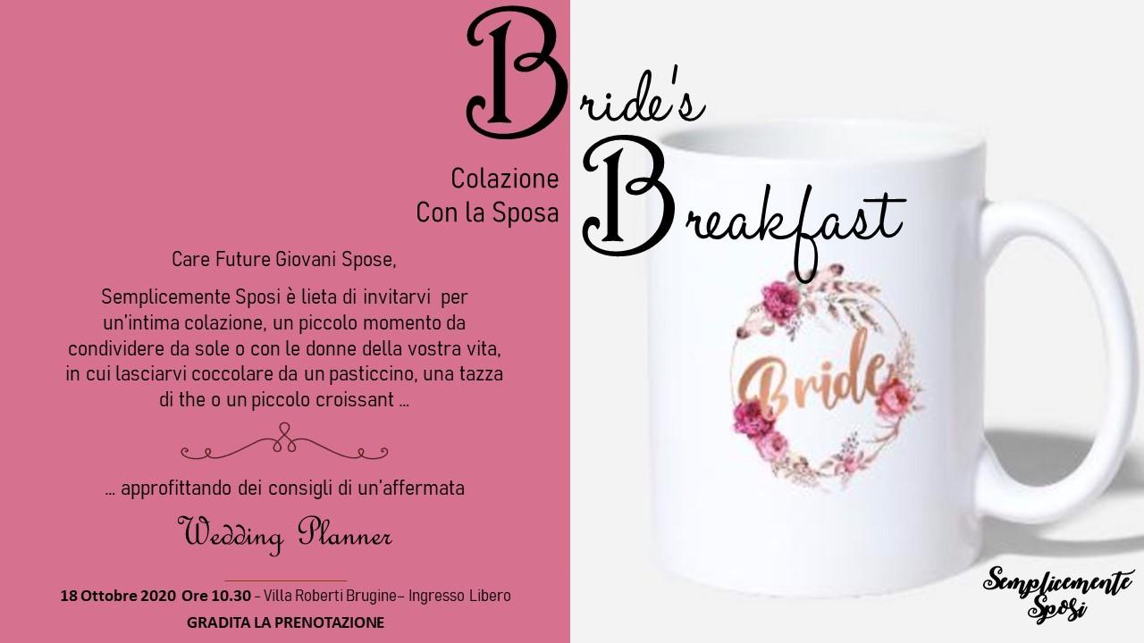 Colazione con la sposa-Semplicemente Sposi