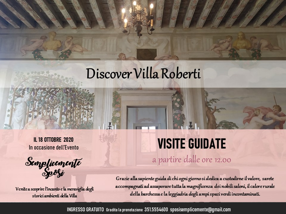 Visite in villa
